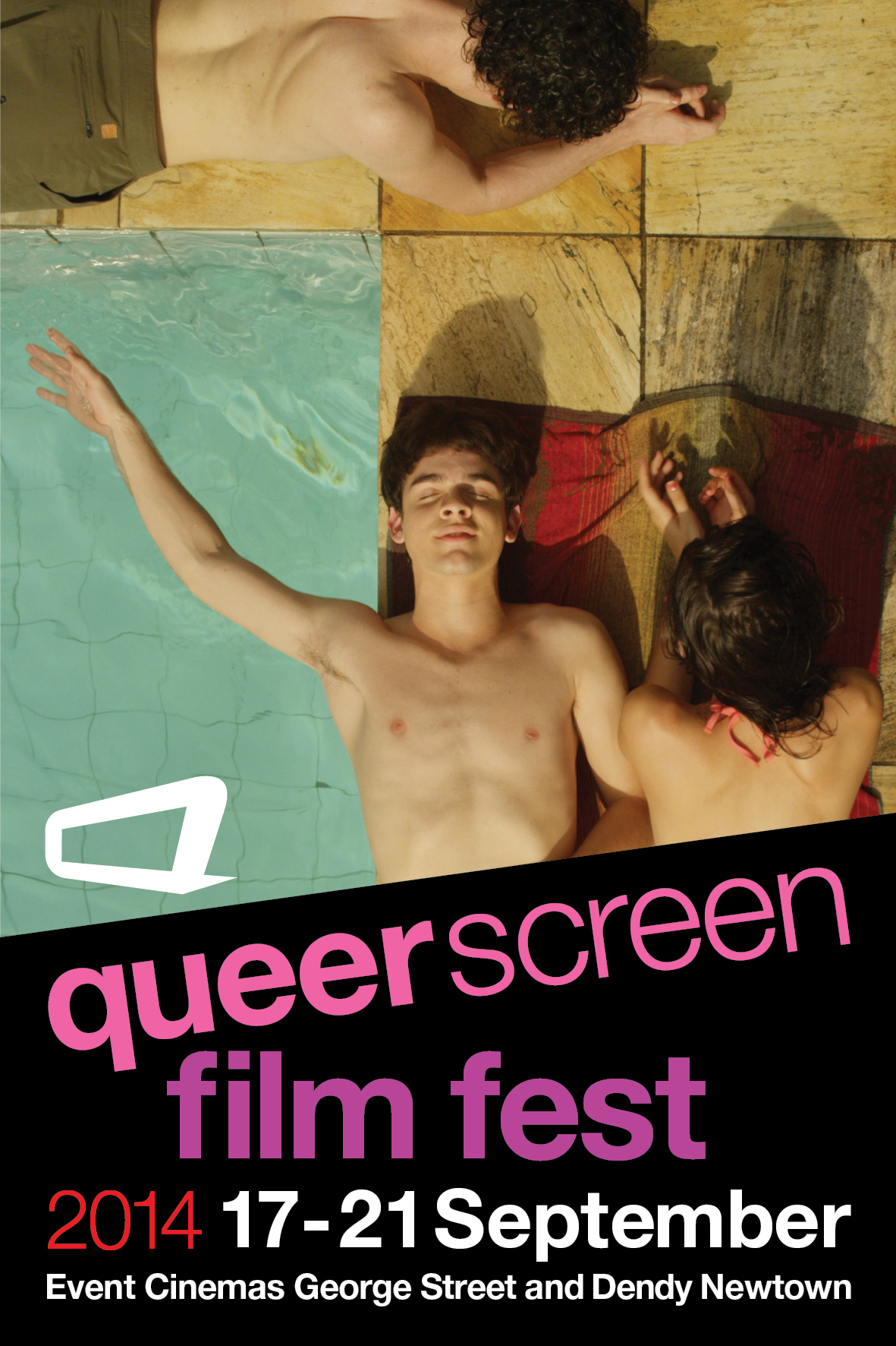 Queer Screen Film Fest 2014