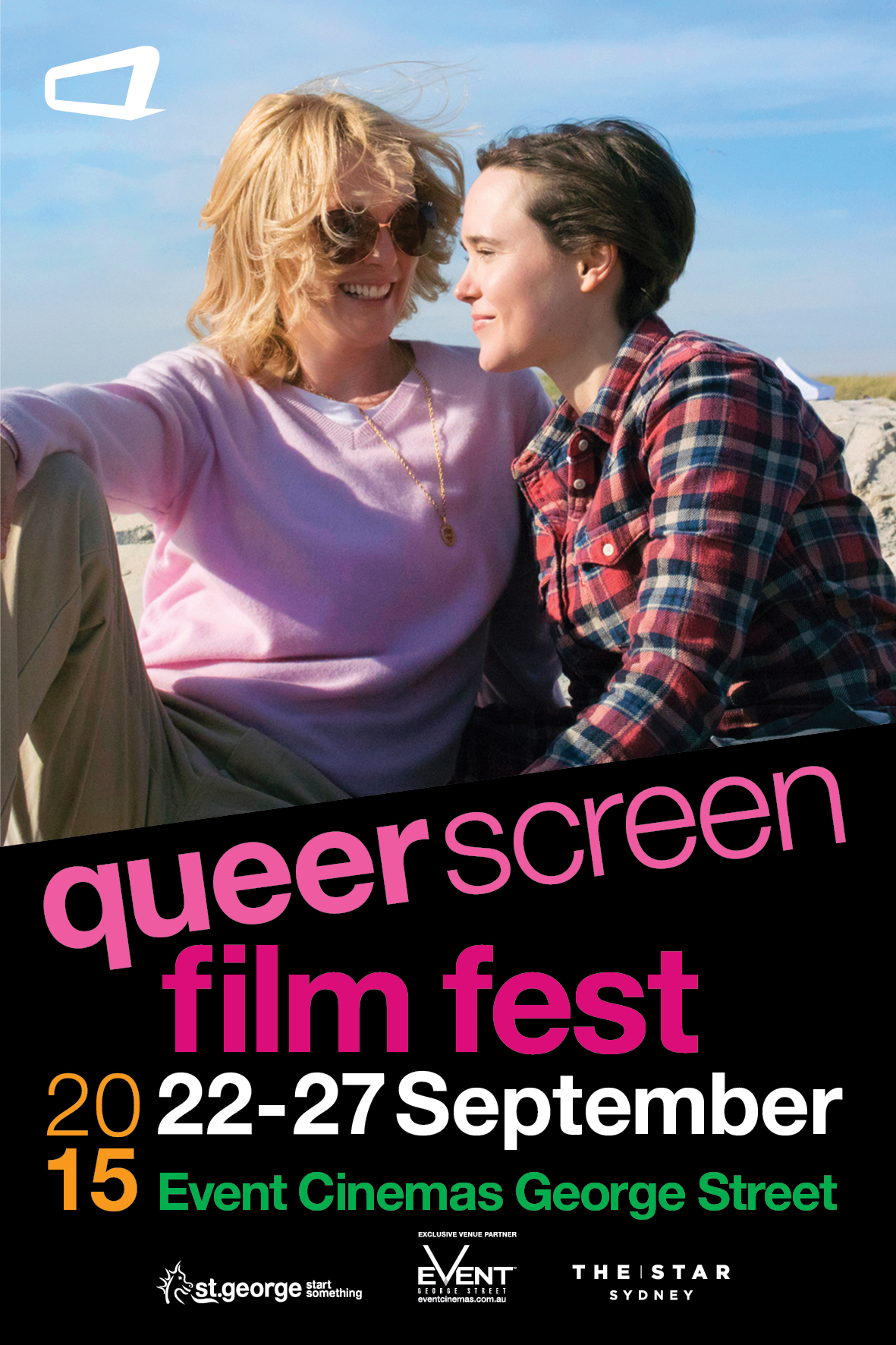 Queer Screen Film Fest 2015