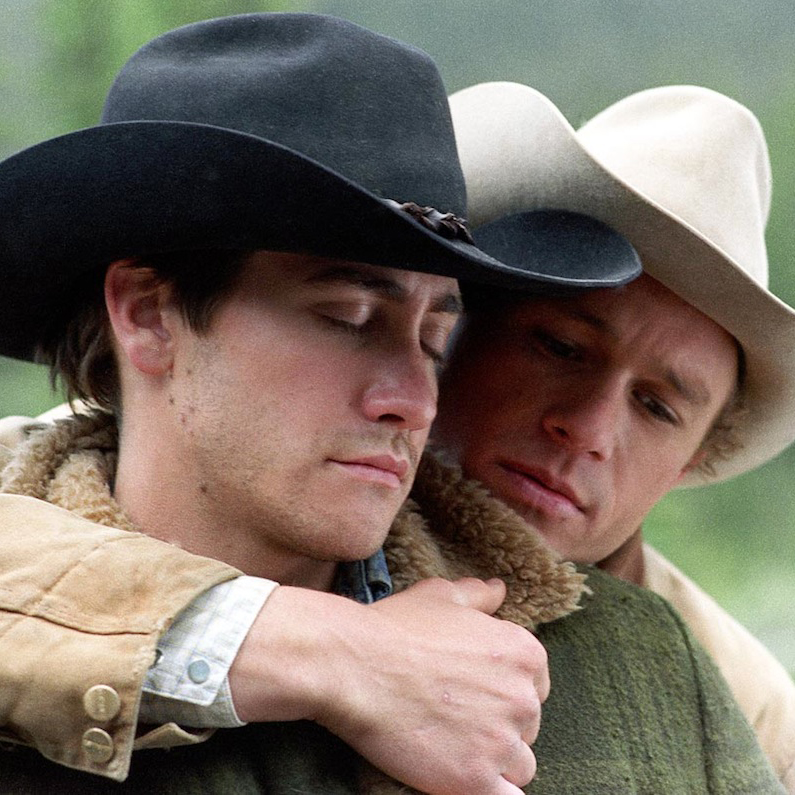 brokeback mountain top 25 films