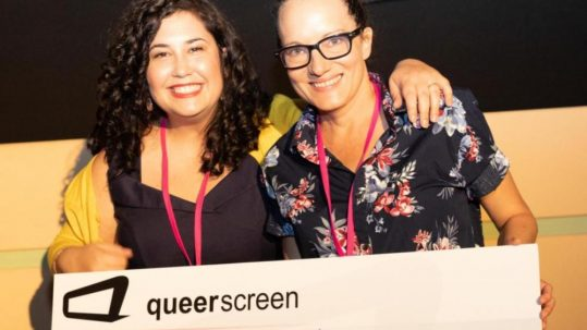 Photograph of the Queer Screen Completion Fund Winners — Thirty (Season 2)