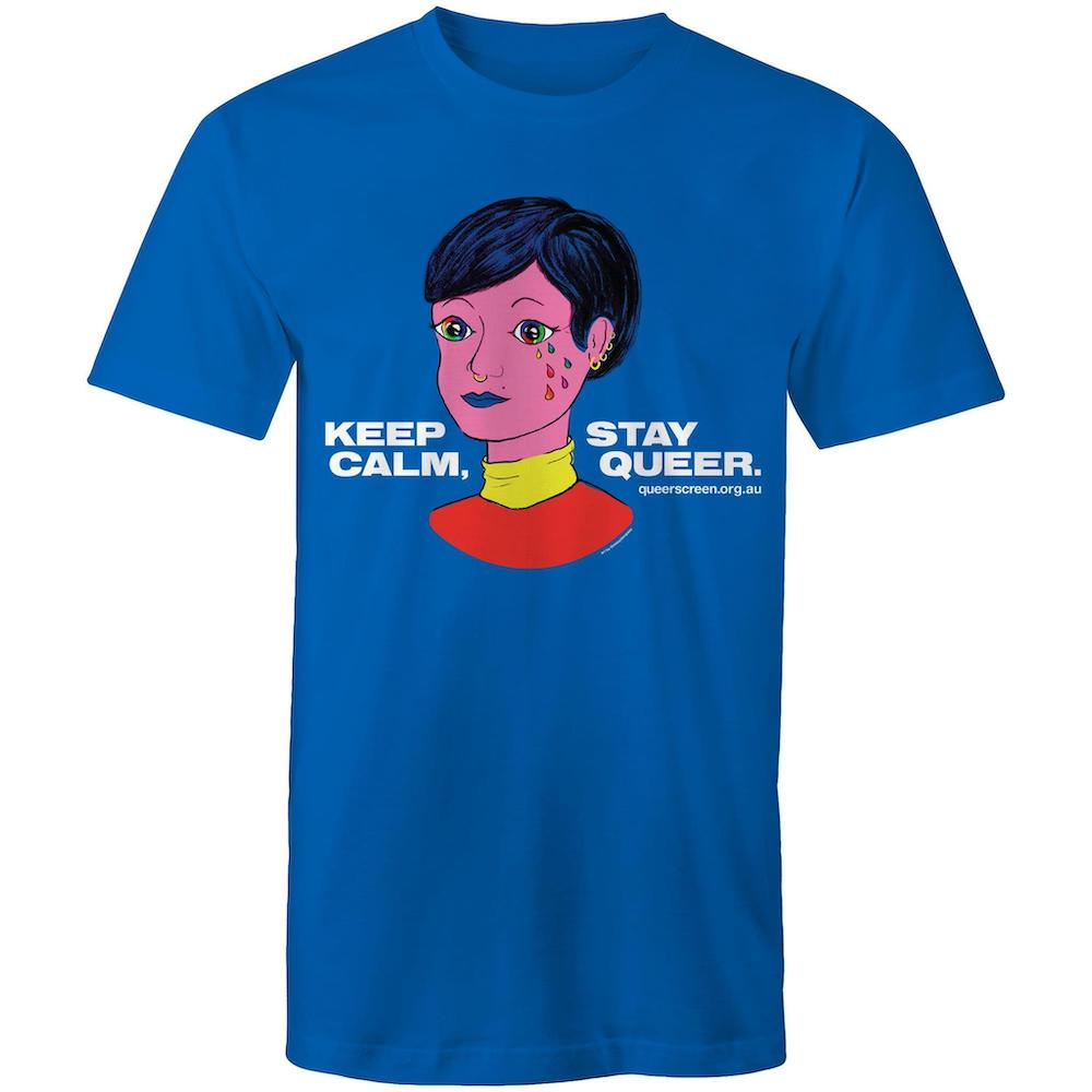 Keep Calm Stay Queer t shirt
